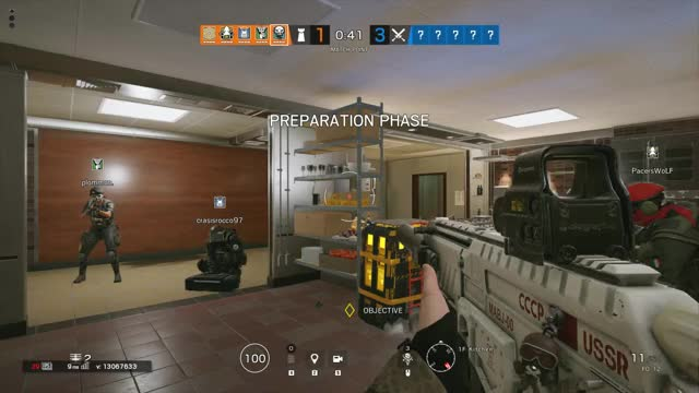 Watch and share Rainbow6 GIFs and Siege GIFs by keeper317 on Gfycat