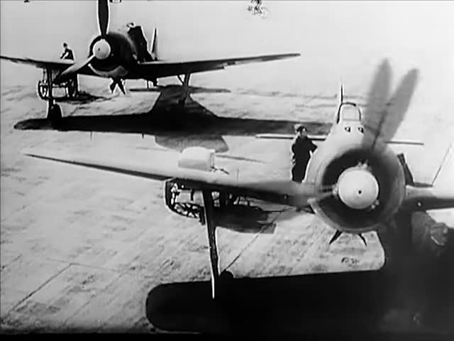 Watch Fight for the Sky - 1945 Educational Documentary - WDTVLIVE42 GIF on Gfycat. Discover more history, plane, world war two GIFs on Gfycat