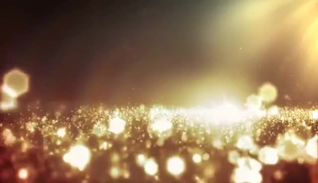 Watch and share Footage Background Gold Bokeh And Lights GIFs on Gfycat