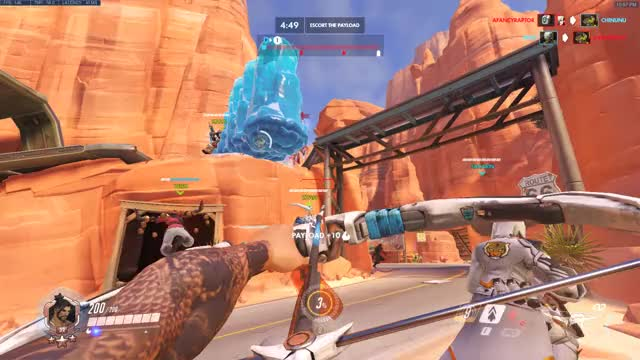 Watch and share Overwatch GIFs by a_jack on Gfycat