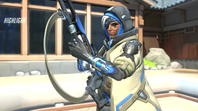 Watch ANA PAINTBALL 5k GIF by @hivaid on Gfycat. Discover more overwatch GIFs on Gfycat