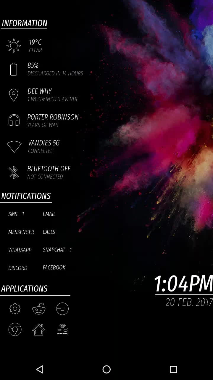 androidthemes, Splash [FUNCTIONAL] (More in comments) (reddit) GIFs