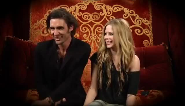 Watch and share Avril Lavigne GIFs and Tyson Ritter GIFs on Gfycat