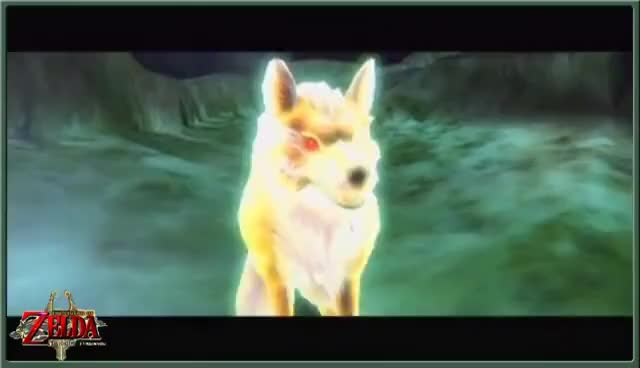 Watch link GIF on Gfycat. Discover more golden wolf, twilight princess GIFs on Gfycat