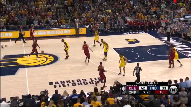 Watch and share Lance Stephenson GIFs and Lebron James GIFs by tomnewman on Gfycat