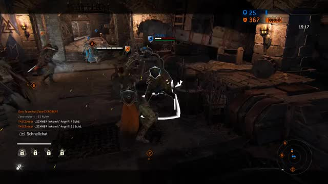 Watch and share Forhonor GIFs by fireschwein on Gfycat