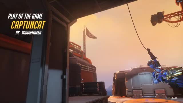 Watch and share Overwatch 07.17.2017 - 21.37.17.01 GIFs on Gfycat