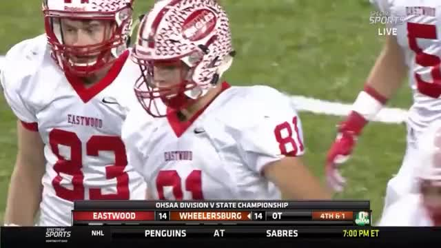 Watch and share Wheelersburg Vs Eastwood 2017 State Championship GIFs on Gfycat