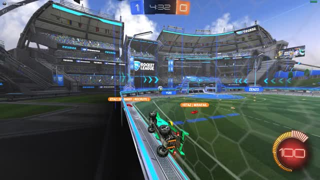 Watch and share Rocket League 2019.02.03 - 15.22.19.01 GIFs on Gfycat