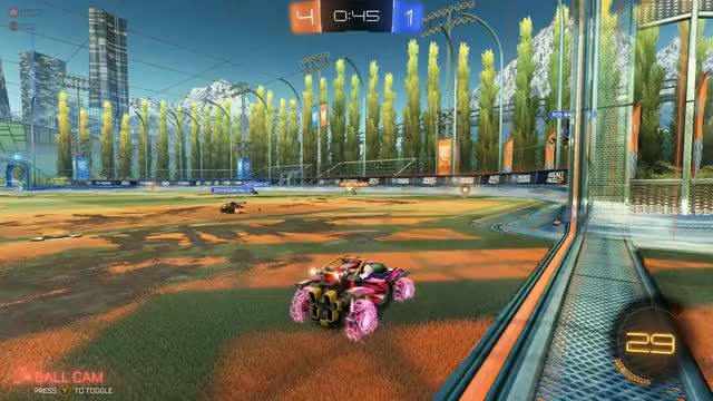 Watch and share Rocket League GIFs and Psyonix GIFs by Carl_GoodToSeeYou on Gfycat