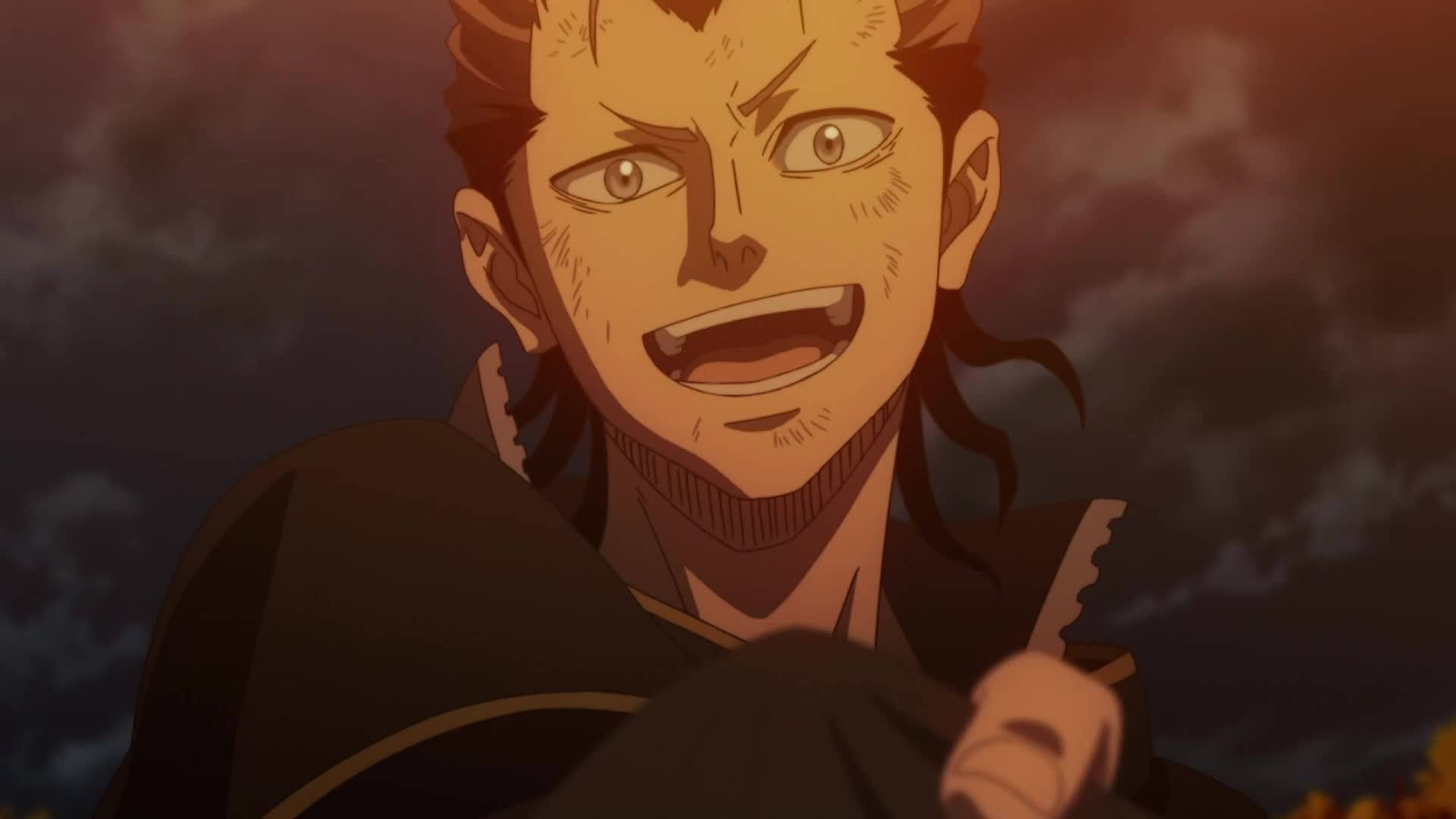 Asta, Black Clover, Black Clover ep 6, Black Clover episode 6, Funimation, action, anime, funny, You did it Asta! GIFs