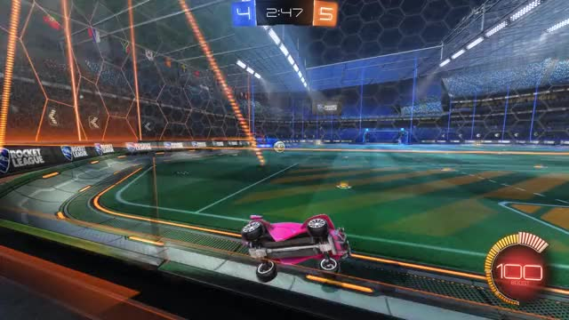 Watch Save 5: cashmoneyelias GIF by Gif Your Game (@gifyourgame) on Gfycat. Discover more BadPanda, RocketLeague GIFs on Gfycat