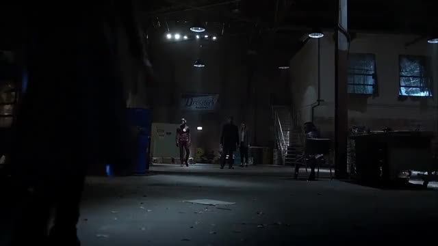 Watch Vibe Vs Killer Frost - The Flash 3x20 GIF on Gfycat. Discover more related GIFs on Gfycat