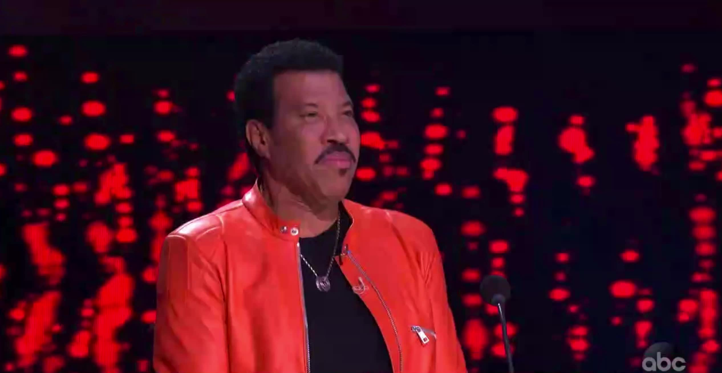 alejandro aranda, american idol, american idol season 17, americanidol, excited, katy perry, lionel richie, luke bryan, ryan seacrest, season 17, American Idol Lionel Feeling Alejandro's Performance GIFs