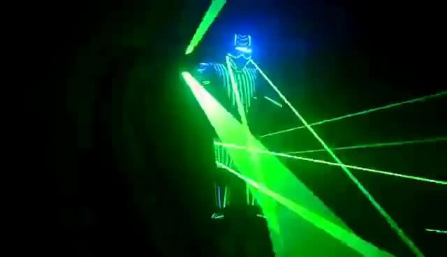 SHOW ROBOT LED ROBOX  GUATEMALA C.A. GIFs
