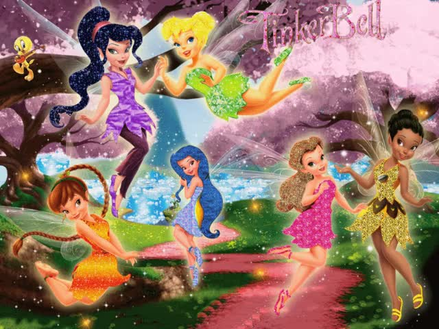 Watch and share Tinkerbell GIFs and Dup GIFs on Gfycat