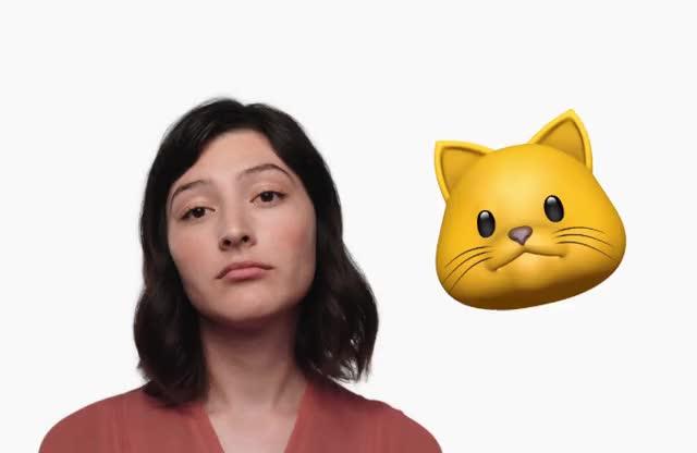 Watch and share Animoji GIFs and Apple GIFs on Gfycat