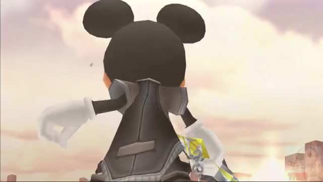 Watch Heal GIF on Gfycat. Discover more Awesome, Cinematic, English, Kingdom Hearts (Video Game Series), Kingdom Hearts Birth By Sleep Final Mix, Kingdom Hearts HD 2.5 Remix (Video Game Compilation), Mickey Mouse (Film Character), Ventus (Fictional Character), titansfreak28, 🐧 titansfreak28 🐧 GIFs on Gfycat