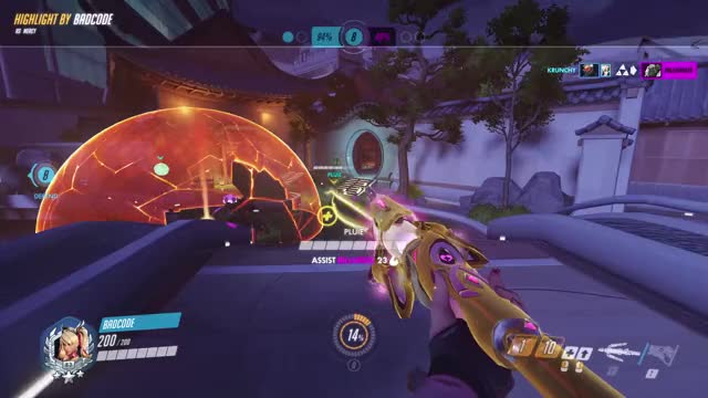 Watch and share Highlight GIFs and Overwatch GIFs by root0631 on Gfycat