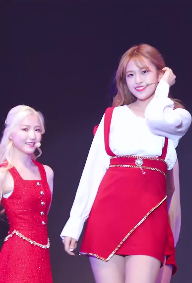 Watch and share Izone GIFs and Yujin GIFs by Chuy711 on Gfycat