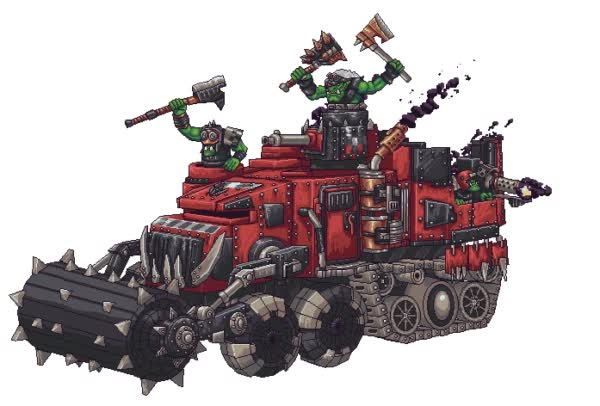 apocalypse, pixelart, vehicle, pixelart apocalypse vehicle GIFs