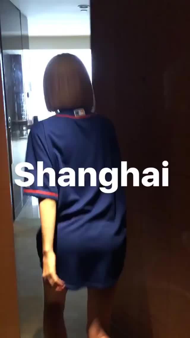 DJ SODA, Korean DJ, DJ SODA - SHANGHAI HOTEL ROOM GIFs