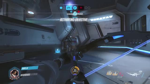 Watch and share Highlight GIFs and Overwatch GIFs by Veege on Gfycat