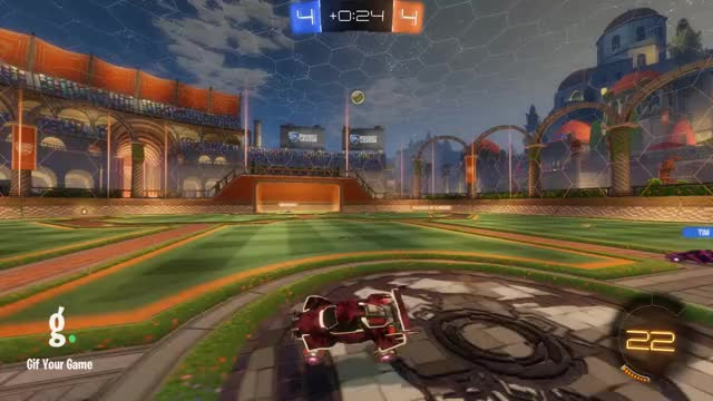 Watch Goal 9: Starscream GIF by Gif Your Game (@gifyourgame) on Gfycat. Discover more Gif Your Game, GifYourGame, Goal, Rocket League, RocketLeague, Squishy Kittens GIFs on Gfycat