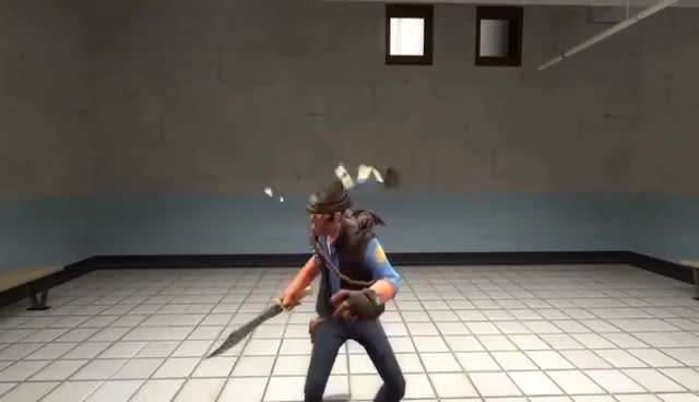 Watch and share TF2 - Unusual Hat Effect: Dead Presidents GIFs on Gfycat