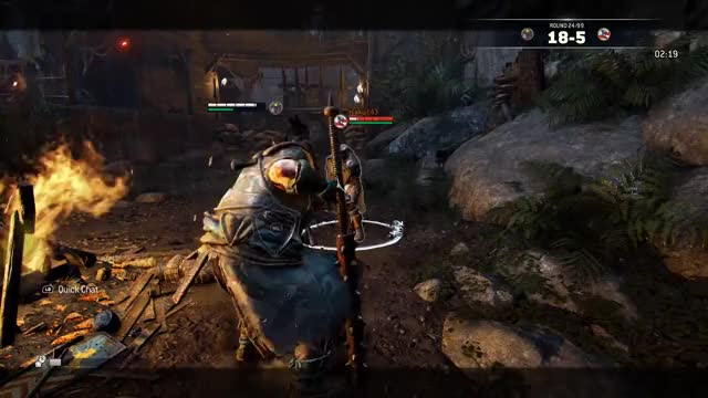 Watch and share Forhonor GIFs by Isaku on Gfycat