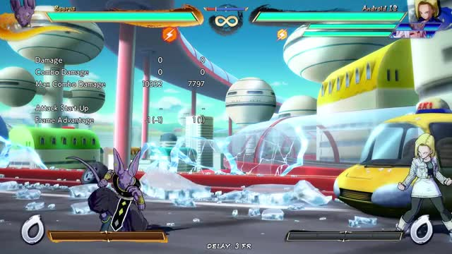 Watch and share DRAGON BALL FighterZ 2020-05-07 21-29-50 Trim GIFs by bahptist on Gfycat