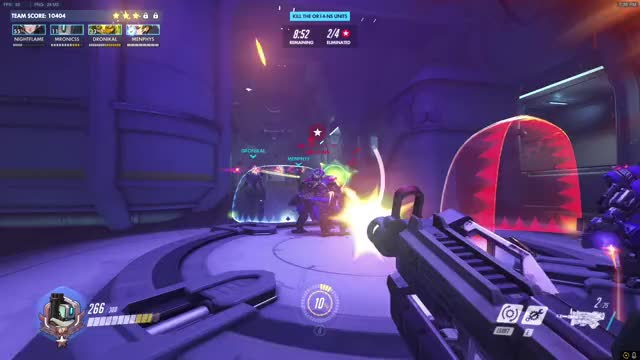 Watch and share Overwatch GIFs and Uprising GIFs by onicss on Gfycat