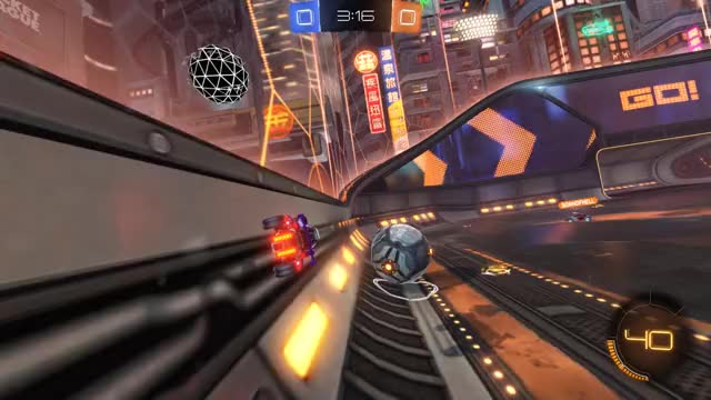 Watch Goal 1: Skater GIF by Gif Your Game (@gifyourgame) on Gfycat. Discover more Gif Your Game, GifYourGame, Goal, Rocket League, RocketLeague, Skater GIFs on Gfycat