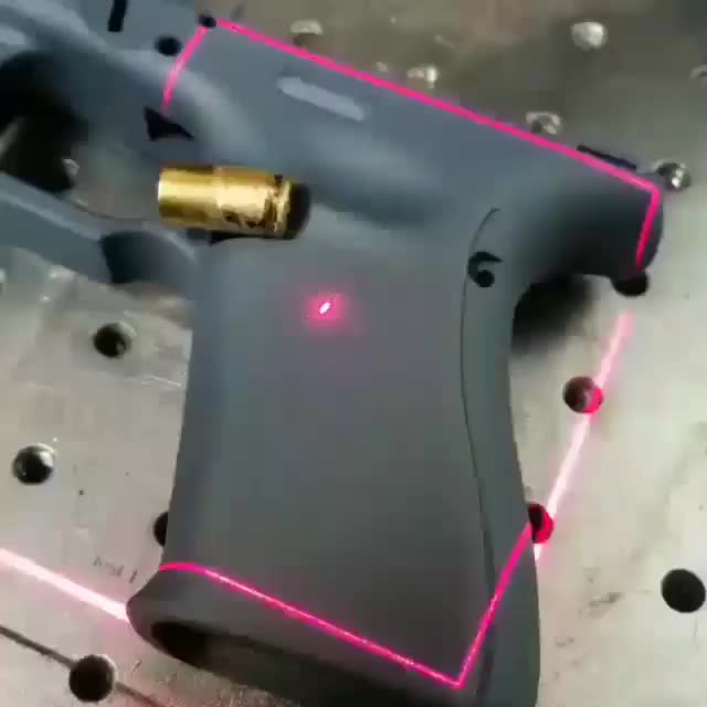 Watch Laser engraving a pistol grip GIF by gangbangkang (@gangbangkang) on Gfycat. Discover more related GIFs on Gfycat