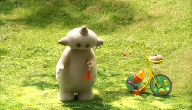 Watch and share In The Night Garden: The Funny-Sounding Trumpet GIFs on Gfycat