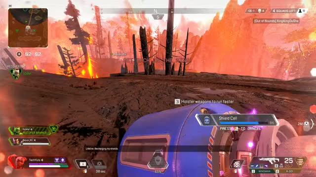 Watch and share Apexlegends GIFs by magicalillusion on Gfycat