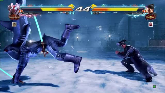 Watch and share Yoshimitsu GIFs and Comeback GIFs by snoopwolfe on Gfycat