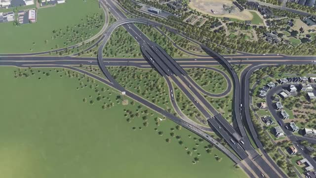 Watch and share Modded Interchange GIFs and Cities Skylines GIFs by againbirth on Gfycat