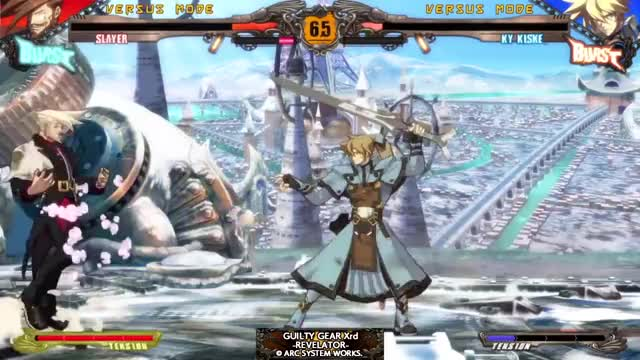 Watch and share GGXrd GIFs on Gfycat