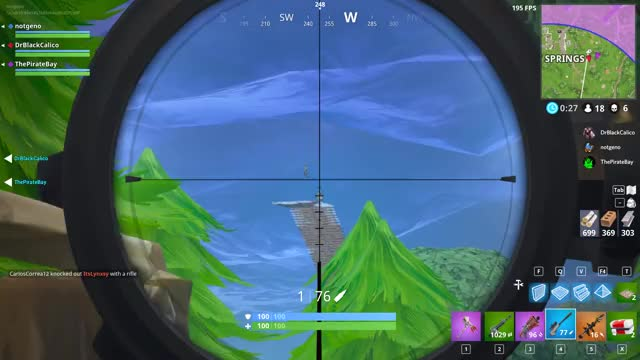 Watch and share Midair Snipe Through The Trees GIFs on Gfycat