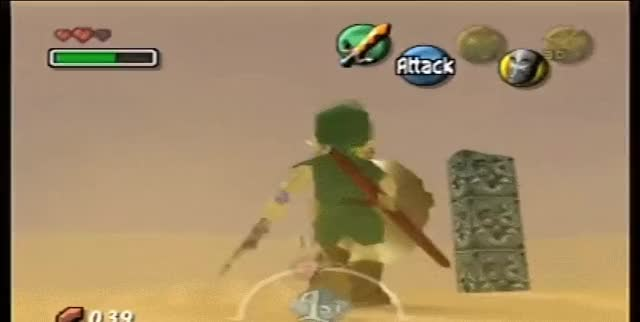 Watch and share Respect Composite Link (The Legend Of Zelda) : Respectthreads GIFs on Gfycat