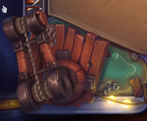 Watch A few Overwatch references in the new game board (reddit) GIF on Gfycat. Discover more hearthstone GIFs on Gfycat