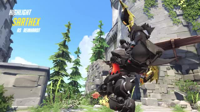 Watch and share Overwatch 2021-01-27 01-36-48 GIFs on Gfycat