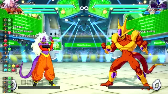 Watch Spooky Combo GIF on Gfycat. Discover more Dragon Ball FighterZ, dbfz GIFs on Gfycat