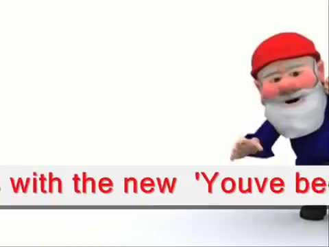 Watch youve been gnomed.wmv GIF on Gfycat. Discover more Elf, Goblin, fairy, gnome, greeting, noggin GIFs on Gfycat