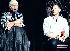 Watch and share Jensen Ackles GIFs and Conventions GIFs on Gfycat