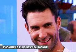 Watch and share Sexiest Man Alive GIFs and Adam Levine Gif GIFs on Gfycat