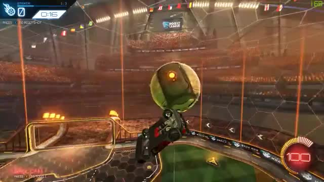 Watch and share Rocket League GIFs by Funkie on Gfycat