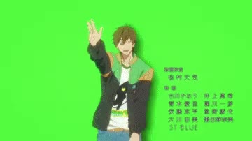 Watch and share Free Swimming Anime GIFs and Tachibana Makoto GIFs on Gfycat