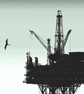 Watch and share Picture Of Oil Rig GIFs on Gfycat